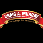 Dog trainer in Loganlea Craig A Murray Dog Training